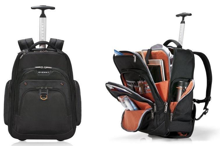 Everki ATLAS Wheeled Laptop Backpack 13