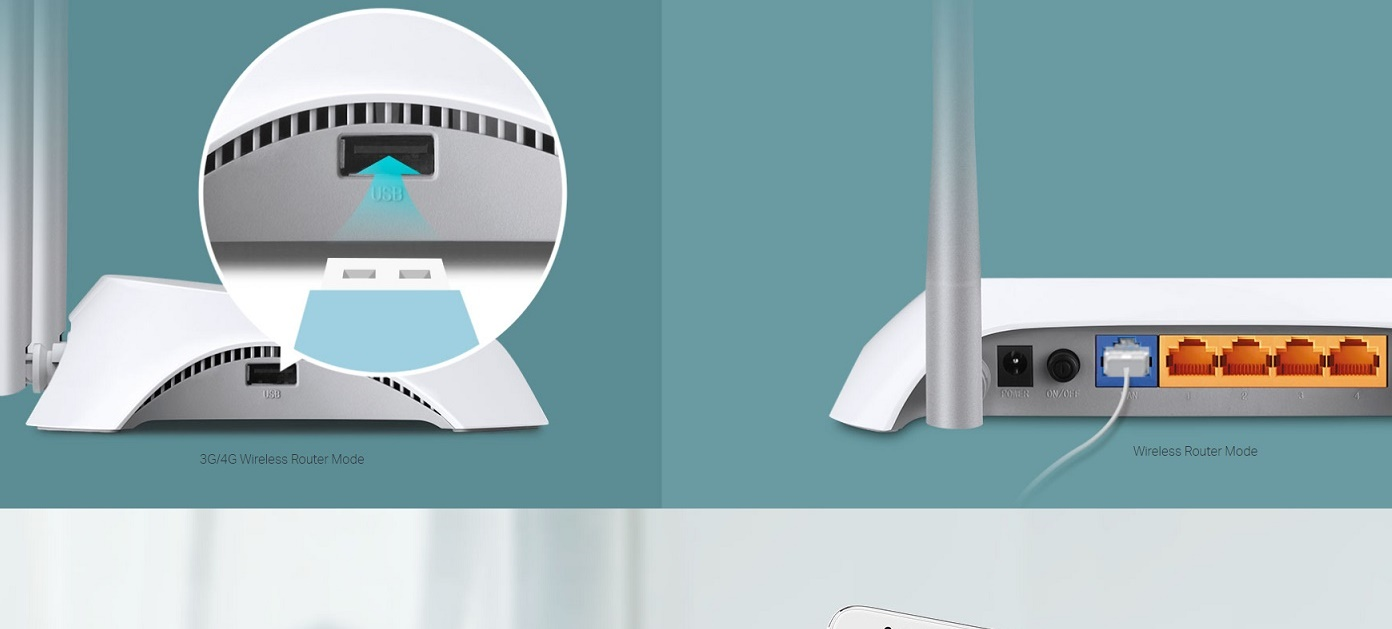 Details about TP-Link TL-MR3420 Wireless N 300Mbps 3G 4G Router WIFI USB  WPS Parental Control